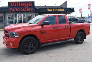 Used 2018 RAM 1500 ST Bluetooth! Cruise Control! for sale in Saskatoon, SK
