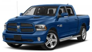 Used 2018 RAM 1500 Sport Loaded w/ Options / Rim & Tire pkg for sale in Surrey, BC