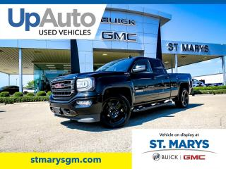 Used 2016 GMC Sierra 1500 4WD DOUBLE CAB for sale in St. Marys, ON