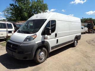 Used 2014 RAM ProMaster for sale in Winnipeg, MB