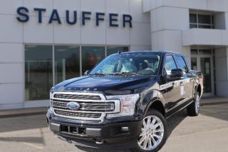 New 2020 Ford F-150 Limited  for sale in Tillsonburg, ON