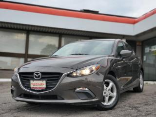 Used 2014 Mazda MAZDA3 GX-SKY AC |Alloys | New Brakes | Bluetooth for sale in Waterloo, ON
