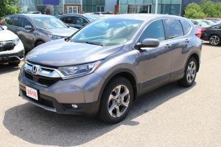 Used 2018 Honda CR-V Accident Free, One Owner CR-V EX-L! Certified Powertrain Warranty Until 06/10/2025 or 160,000KM! for sale in Waterloo, ON
