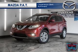 Used 2016 Nissan Rogue AWD+CAMÉRA DE RECUL+TOIT PANO+BLUETOOTH+GPS for sale in Montréal, QC