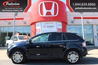 Used 2008 Ford Edge Limited  AS-IS for sale in Sudbury, ON