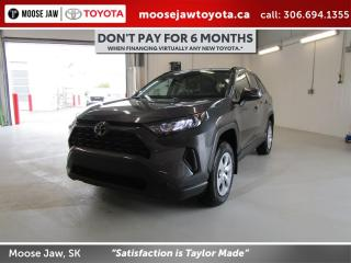 New 2020 Toyota RAV4 LE AWD for sale in Moose Jaw, SK