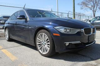 Used 2013 BMW 328 i xDrive ACCIDENT FREE BMW 328I XDRIVE WITH ONLY 80300 KMS. SNOWS INCLUDED! for sale in Toronto, ON