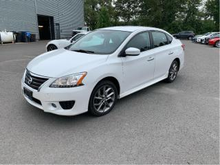 Used 2013 Nissan Sentra 1.8 S for sale in Cobourg, ON