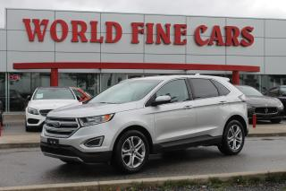 Used 2016 Ford Edge Titanium | One Owner! | *Accident Free* for sale in Etobicoke, ON