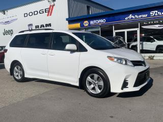 Used 2019 Toyota Sienna LE for sale in Aylmer, ON