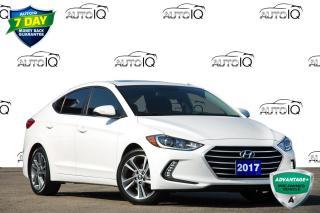 Used 2017 Hyundai Elantra GLS | AUTO | SUNROOF | BACK UP CAMERA | for sale in Kitchener, ON