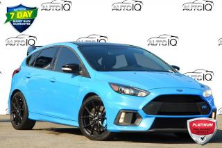 Used 2018 Ford Focus RS RS / MANUAL / 2 SETS OF RIMS AND TIRES for sale in Kitchener, ON