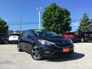 Used 2014 Kia Forte 2.0L EX for sale in Grimsby, ON