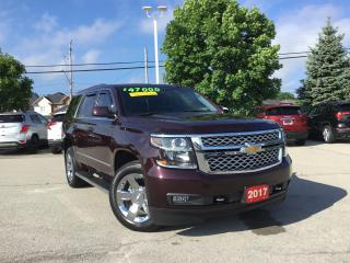 Used 2017 Chevrolet Tahoe LT One Owner, not a rental for sale in Grimsby, ON
