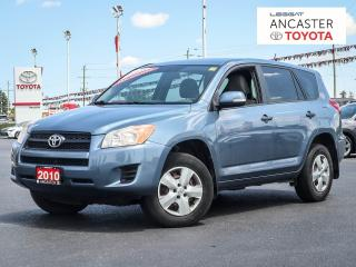 Used 2010 Toyota RAV4 BASE for sale in Ancaster, ON