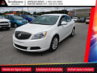 Used 2017 Buick Verano for sale in Terrebonne, QC