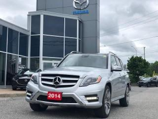 Used 2014 Mercedes-Benz GLK-Class 250 BlueTec for sale in Ottawa, ON