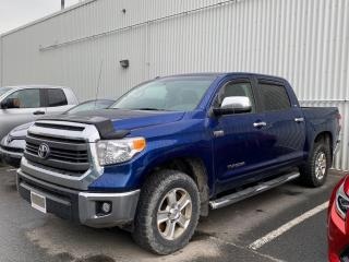 Used 2015 Toyota Tundra SR5 5.7L V8 CREWMAX! for sale in Cobourg, ON