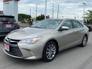 Used 2017 Toyota Camry XLE+XTRA WARRANTY-100,000 KMS! for sale in Cobourg, ON