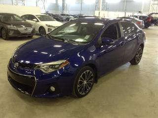 Used 2014 Toyota Corolla S Sport Toit Jantes for sale in Longueuil, QC