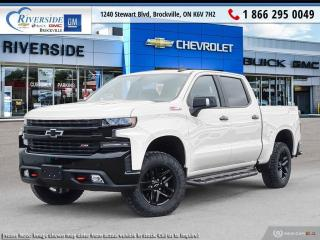 New 2020 Chevrolet Silverado 1500 LT Trail Boss for sale in Brockville, ON