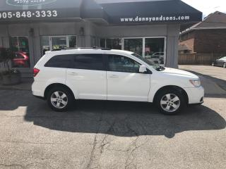 Used 2012 Dodge Journey SXT 7PASS for sale in Mississauga, ON