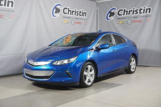 Used 2017 Chevrolet Volt 2LT DEM A DISTANCE SIEGE CHAUFFANT for sale in Montréal, QC