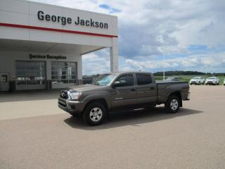 Used 2014 Toyota Tacoma SR5 for sale in Renfrew, ON