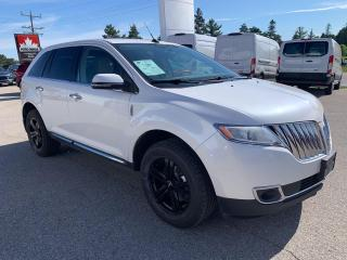 Used 2014 Lincoln MKX Reverse camera | Heated/Cooled Seats | Bluetooth for sale in Harriston, ON