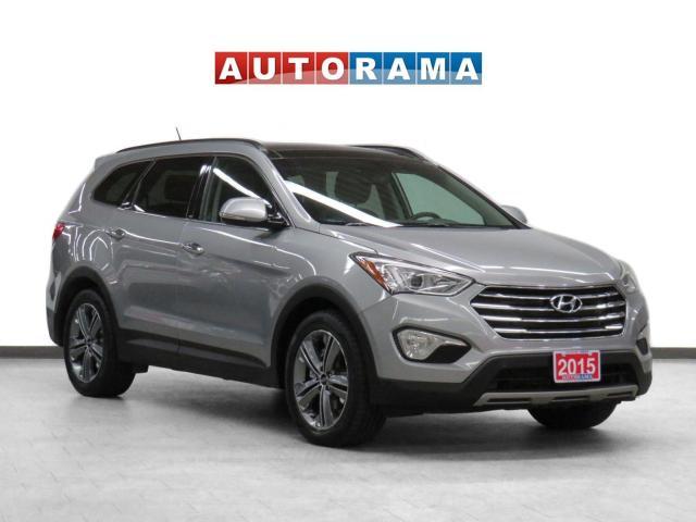 2015 Hyundai Santa Fe XL Limited AWD Nav Leather PanoRoof Backup Cam