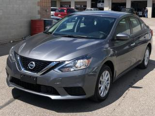 Used 2018 Nissan Sentra SV CVT for sale in Caledon, ON