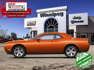 Used 2009 Dodge Challenger R/T for sale in Winnipeg, MB