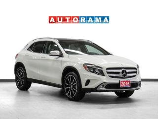 Used 2016 Mercedes-Benz GLA 250 4Matic Navigation Leather PanoRoof Backup Camera for sale in Toronto, ON
