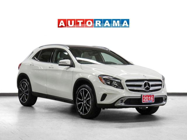 2016 Mercedes-Benz GLA 250 4Matic Navigation Leather PanoRoof Backup Camera