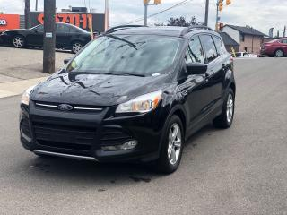 Used 2014 Ford Escape SE 4WD AUTO CAM BLUETOOTH ECOBOOST CERTIFIED for sale in Toronto, ON