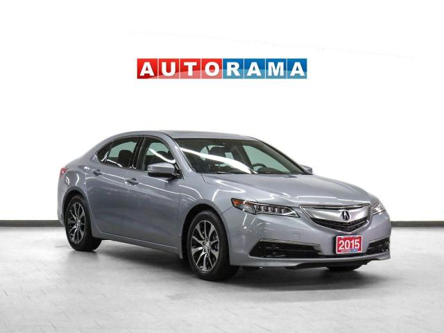 2015 Acura TLX Tech Nav Leather Sunroof Backup Camera