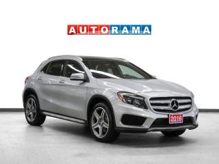 Used 2016 Mercedes-Benz GLA 250 4Matic Nav Leather PanoRoof Backup Cam for sale in Toronto, ON