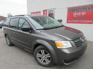 Used 2010 Dodge Grand Caravan SE STOW&GO MAG GR ELECT. for sale in St-Jérôme, QC