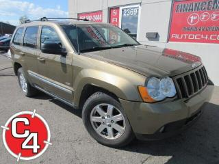 Used 2008 Jeep Grand Cherokee NORTH DIESEL CUIR TOIT 4X4 for sale in St-Jérôme, QC