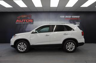 Used 2015 Kia Sorento AWD EX V6 3.3L AUTO CUIR CAMERA BLUETOOTH 70 148 K for sale in Lévis, QC
