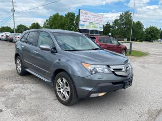 Used 2009 Acura MDX for sale in Komoka, ON