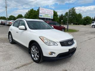 Used 2008 Infiniti EX35 for sale in Komoka, ON