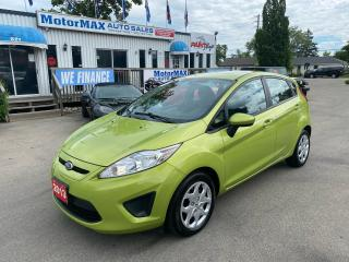 Used 2013 Ford Fiesta SE-SOLD SOLD for sale in Stoney Creek, ON