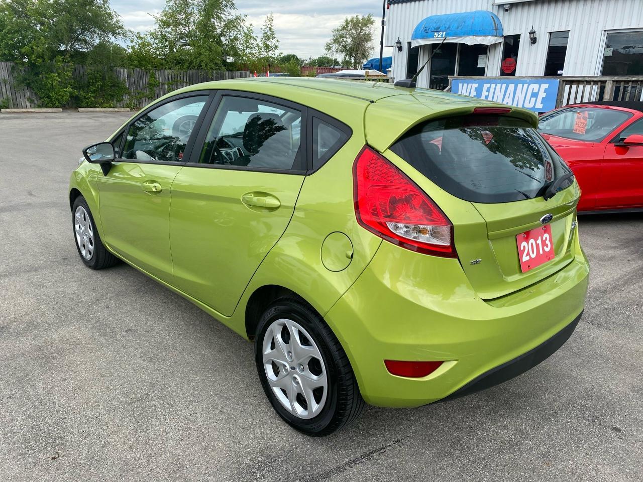2013 Ford Fiesta