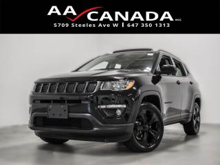 Used 2019 Jeep Compass Altitude for sale in North York, ON