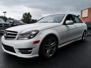 Used 2014 Mercedes-Benz C-Class C300 4MATIC MAGS CUIR TOIT for sale in Île-Perrot, QC