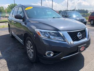 Used 2014 Nissan Pathfinder SL*NAV*BACKUP CAM* HEATED SEATS* for sale in London, ON