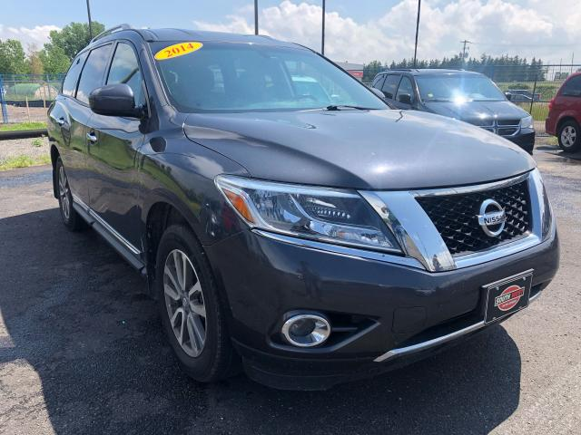 2014 Nissan Pathfinder SL*NAV*BACKUP CAM* HEATED SEATS*