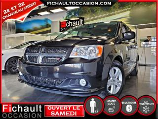 Used 2016 Dodge Grand Caravan CREW ***ROUES D HIVER INCLUS*** for sale in Châteauguay, QC
