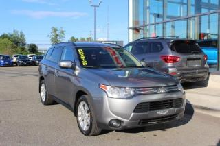 Used 2014 Mitsubishi Outlander 4 portes SE, Traction intégrale for sale in Lévis, QC